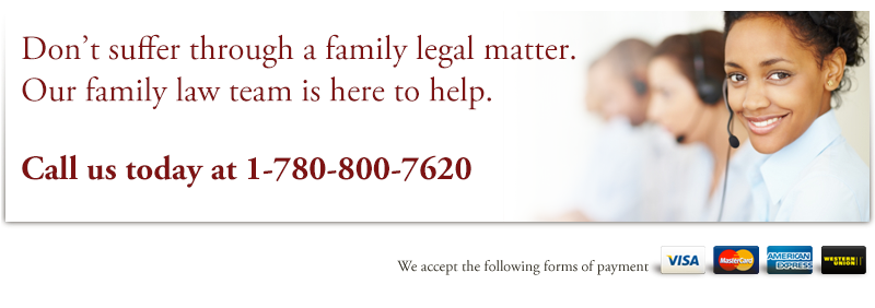 Top Edmonton Family Lawyer